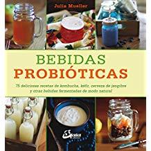libro de bebidas probioticas