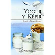 libro yogur y kefir