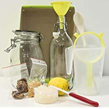 kit para hacer kefir