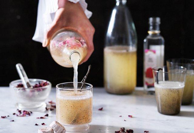 lo necesario para hacer kefir