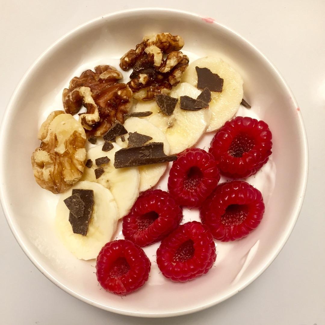 leche de kefir para cereal