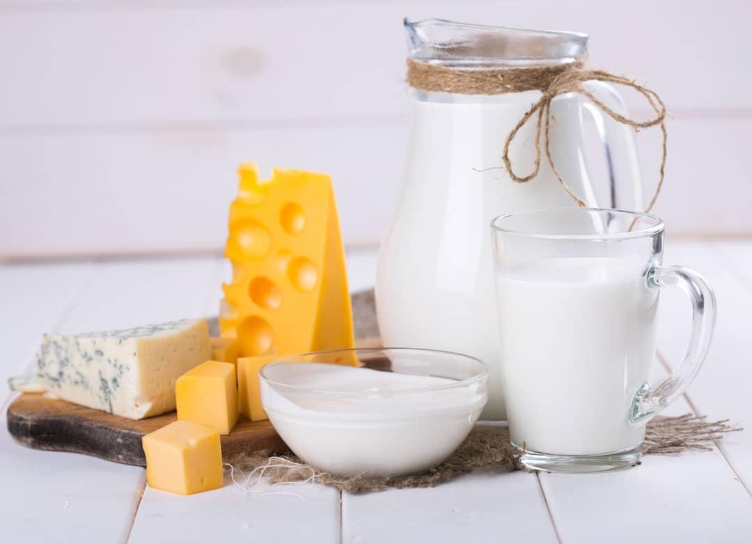 kefir y lacteos