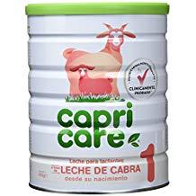 adquirir leche de cabra
