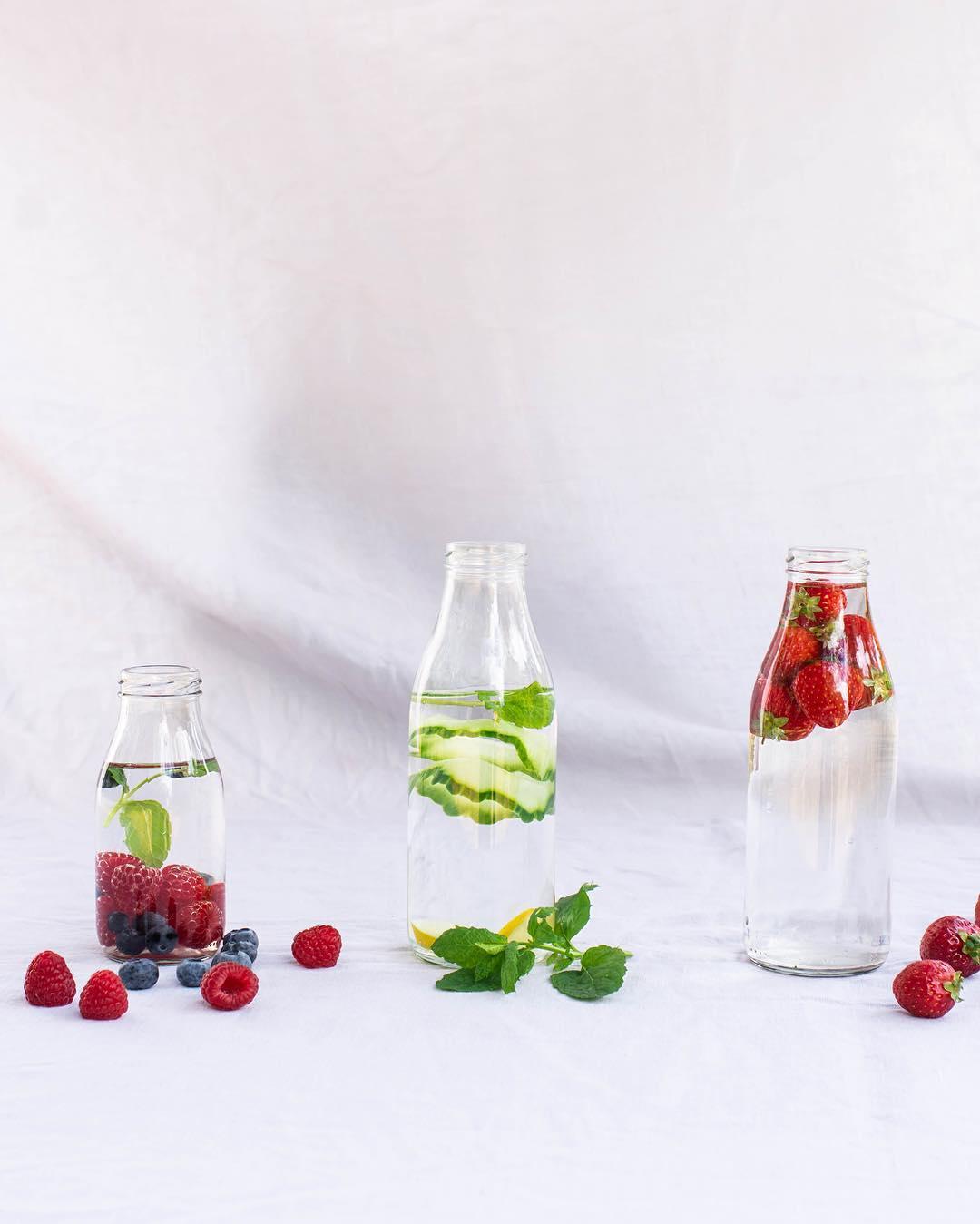 kefir de agua con frutas