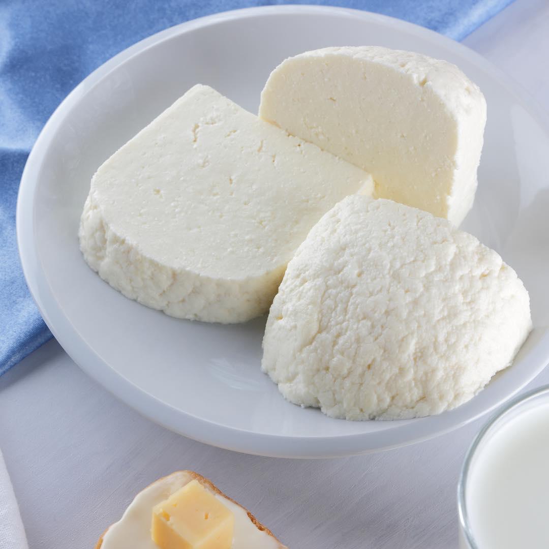 queso de kéfir hecho en casa
